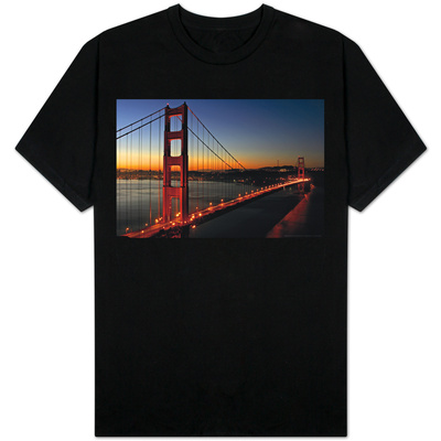 Golden Gate Bridge Shirt