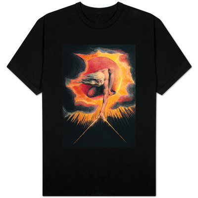 The Ancient of Days T-shirts