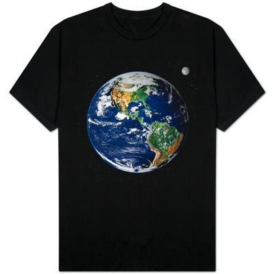 North and South America T-Shirt