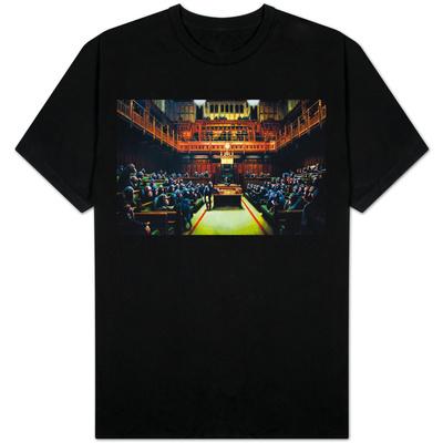Monkeys In Parliament T-shirts