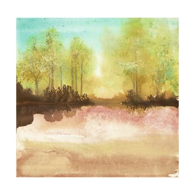 Autumn Shadows 2 Giclée-tryk af Chris Paschke