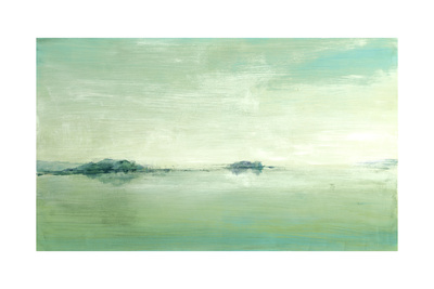 Sky to Sea 5 Giclee Print by Mercedes Marin