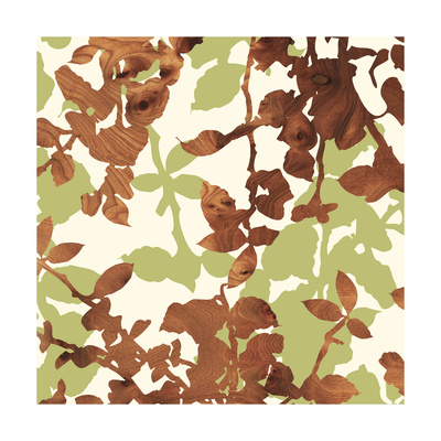 Leaf Giclee Print by  jefdesigns