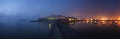 Panorama Saint Malo Photographic Print by Philippe Manguin