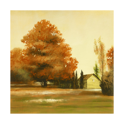 Autumn Afternoon Giclee Print by Ben Gordon