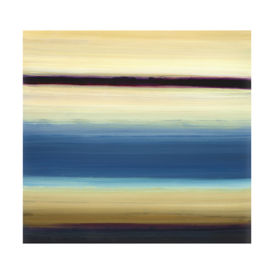 Sea to Sky 2 Giclee Print by Mercedes Marin