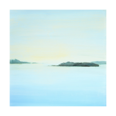 Sky to Sea 4 Giclee Print by Mercedes Marin