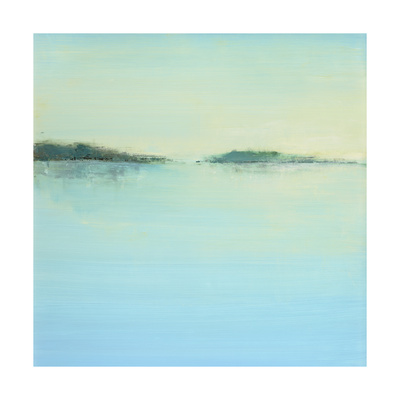 Sky to Sea 3 Giclee Print by Mercedes Marin