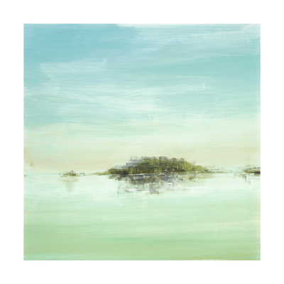 Sky to Sea 2 Giclee Print by Mercedes Marin
