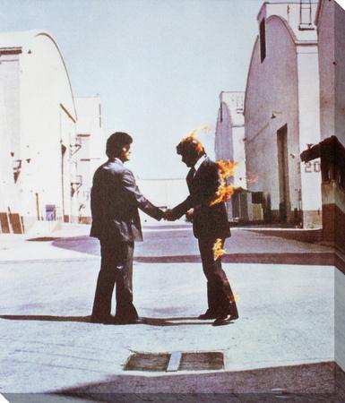 Pink Floyd: Wish You Were Here Bedruckte aufgespannte Leinwand