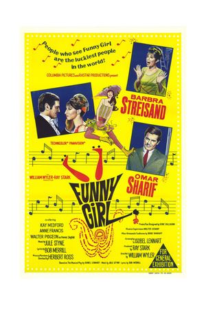 Funny Girl Posters