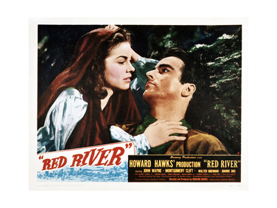 Red River Posters