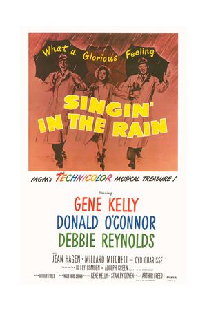 Singin' in the Rain Prints