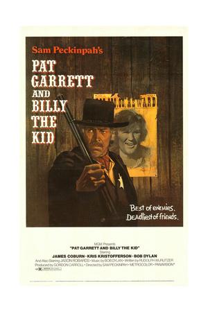 Pat Garrett and Billy the Kid Print