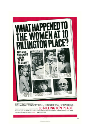 10 Rillington Place Posters
