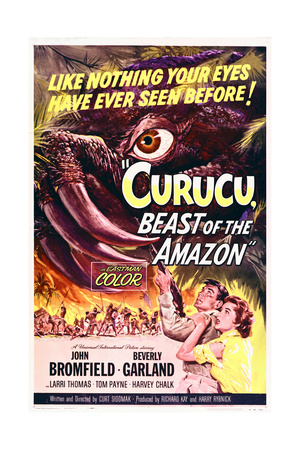 Curucu, Beast of the Amazon Prints