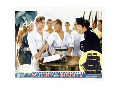 Mutiny on the Bounty Prints