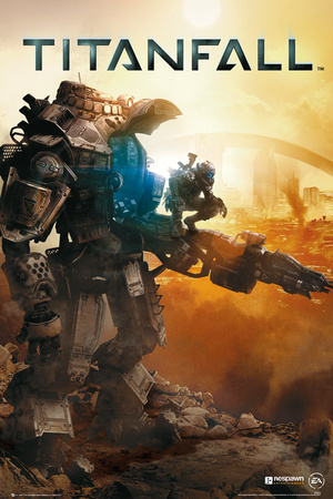 Titanfall - Cover Print