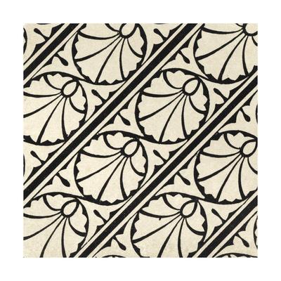 Ornamental Tile Motif VI Prints by  Vision Studio