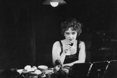 Marlene Dietrich, The Blue Angel, 1930 (Der Blaue Engel) Photographic Print