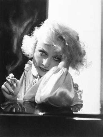 Carole Lombard Photographic Print
