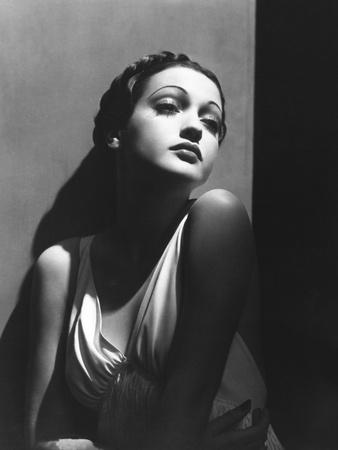 Dorothy Lamour, 1937 Photographic Print