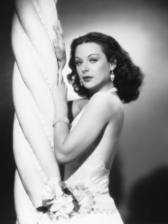 Hedy Lamarr Photographic Print