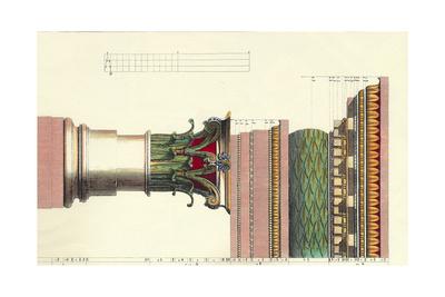 Small Column II Art