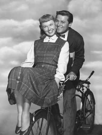 Doris Day, Gordon Macrae, On Moonlight Bay, 1951 Photographic Print