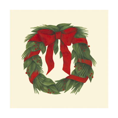 Holiday Wreath Prints