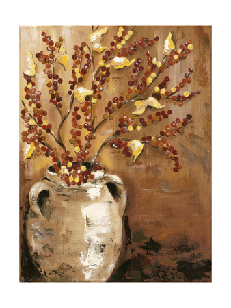 Branches in Vase I Prints by Jade Reynolds
