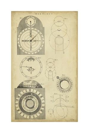 Clockworks I Prints by  Chambers