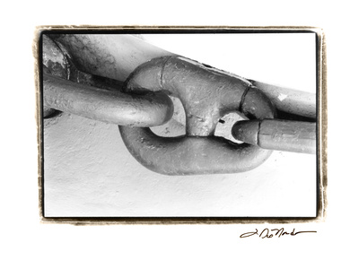 Linked Together II Prints by Laura Denardo
