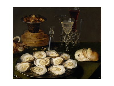 Still Life, Early 17th Century Giclee Print by Osias Beert