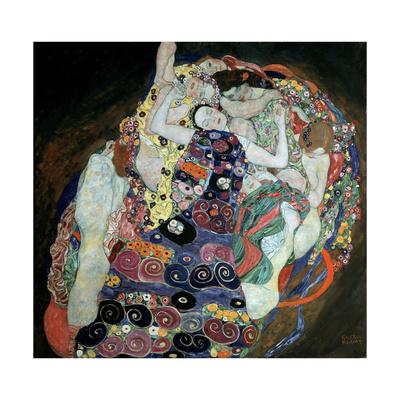 The Virgin, 1912-1913 Giclee Print by Gustav Klimt