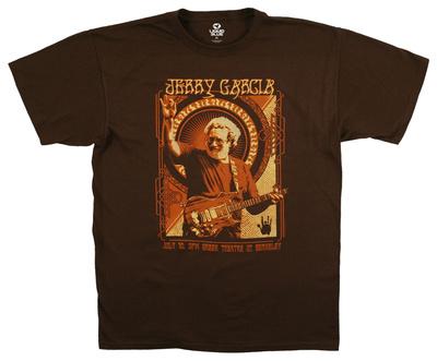 Jerry Garcia - Garcia At The Greek T-shirts
