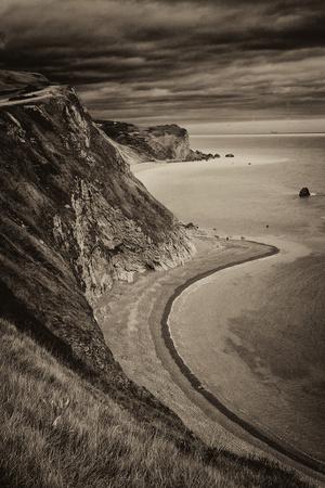 Lulworth Cove, Dorset Photographic Print by Tim Kahane