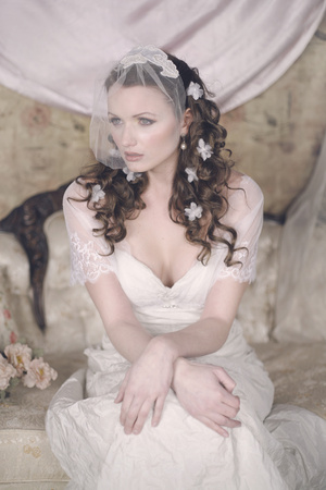 Regency Bride Photographic Print by Winter Wolf