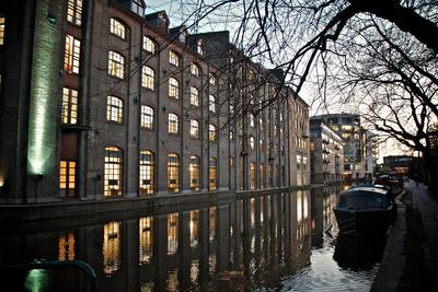Urban Living Photographic Print by Tim Kahane