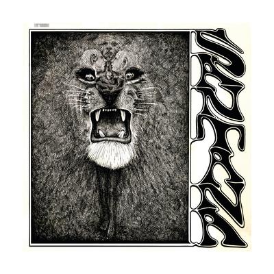 Santana Plakat