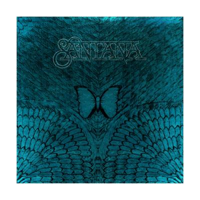 Santana: Borboletta Posters
