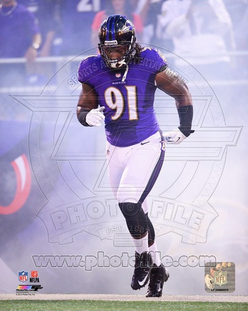 Courtney Upshaw 2013 Action Photo