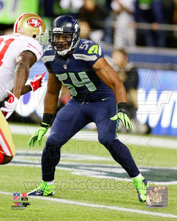 Bobby Wagner 2013 Action Photo