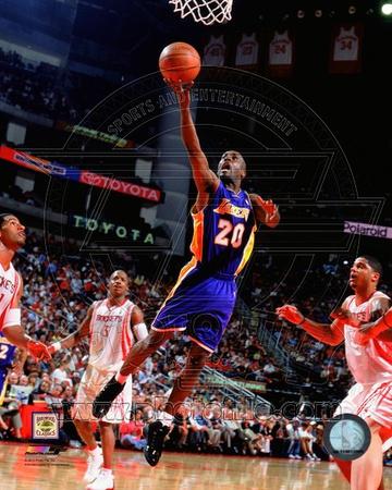 Los Angeles Lakers Gary Payton 2003-04 Action Photo