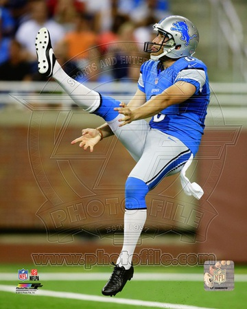 Sam Martin 2013 Action Photo
