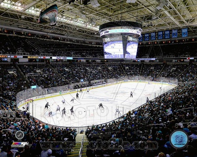 San Jose Sharks HP Pavilion 2013 Photo