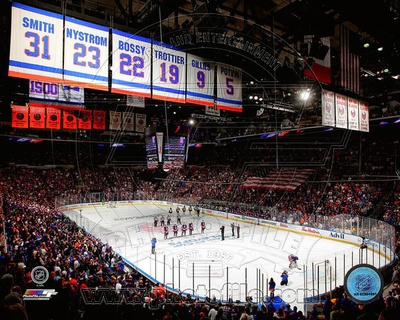 New York Islanders Nassau Veterans Memorial Coliseum 2013 Photo