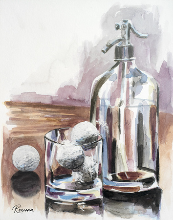 On The Rocks Prints by Heather French-Roussia