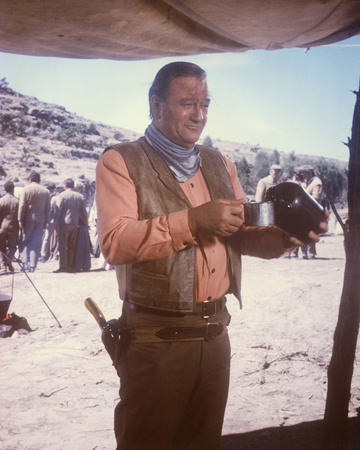 John Wayne Photo