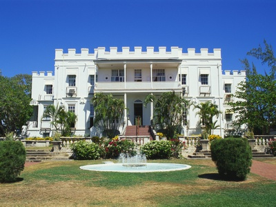 Sam Lords Castle Holiday Resort, Barbados, Caribbean Photographic Print by Hans-Peter Merten
